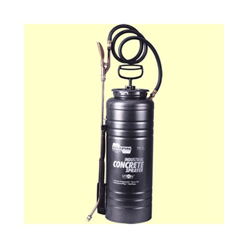 Chapin 1979 Industrial Style, Tri-Poxy Coated Metal Sprayer Unit - 3.5 Gallon / 13.2 Liter