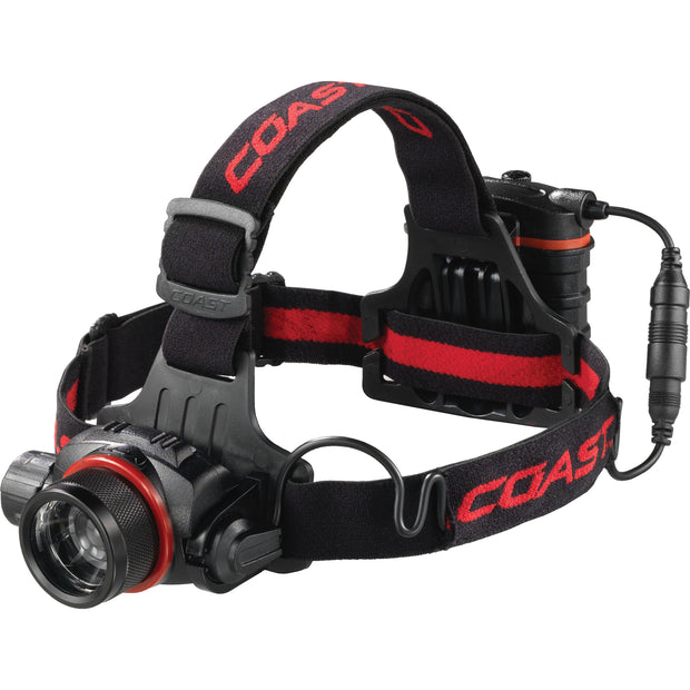 Coast 19336 HL8 Pro focusing headlamp