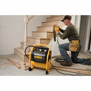 DeWalt DWFP55130 2.5 Gallon 200 PSI Quiet Trim Air Compressor