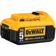 DeWalt DCB205 20V MAX 5 ah Battery