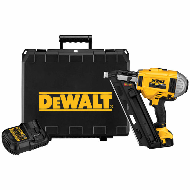DeWalt DCN692M1 20V MAX* XR Lithium Ion Brushless Dual Speed Framing Nailer