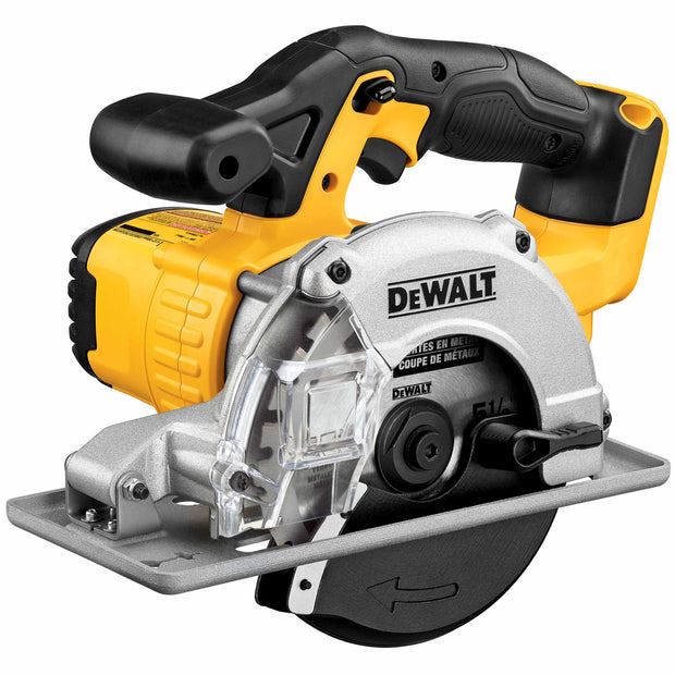 DeWalt DCS373B 20V MAX Cordless Lithium Ion Metal Cutting Circular Saw (Bare Tool)