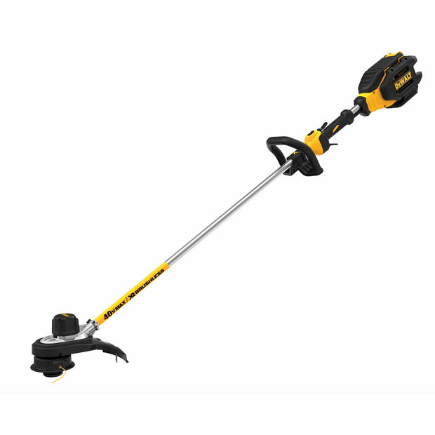 Dewalt DCST990H1 40V MAX Lithium Ion XR Brushless 15 String Trimmer (6.0 Ah)