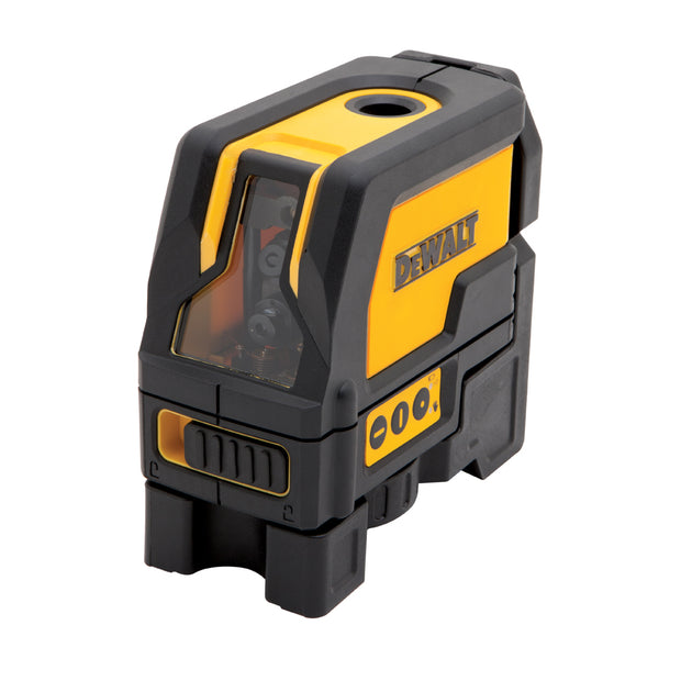 DeWalt DW0822 Self Leveling Cross Line and Plumb Spots Laser