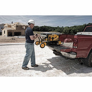 "Dewalt DWE7491RS 10"" Jobsite Table Saw 32 - 1/2"" (82.5cm) Rip Capacity, and a Rolling Stand"