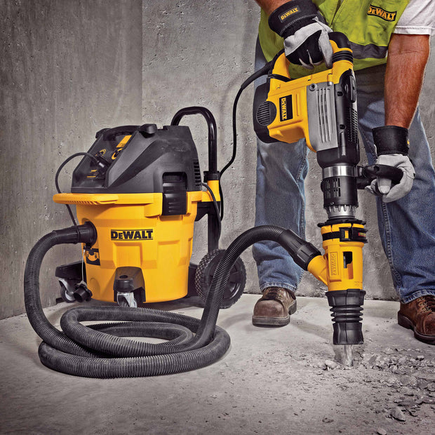 DeWalt DWH053K Large Hammer Dust Extraction - Chiseling