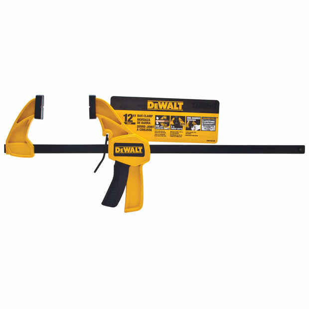 DeWalt DWHT83140 MEDIUM TRIGGER CLAMP 12""