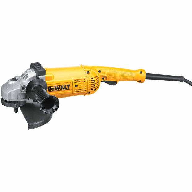 "DeWalt D28499X 7"" and 9"" Heavy-Duty 5.3 HP Large Angle Grinder"