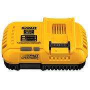 DeWalt DCB118 20V/60V MAX Fan Cooled Rapid Charger