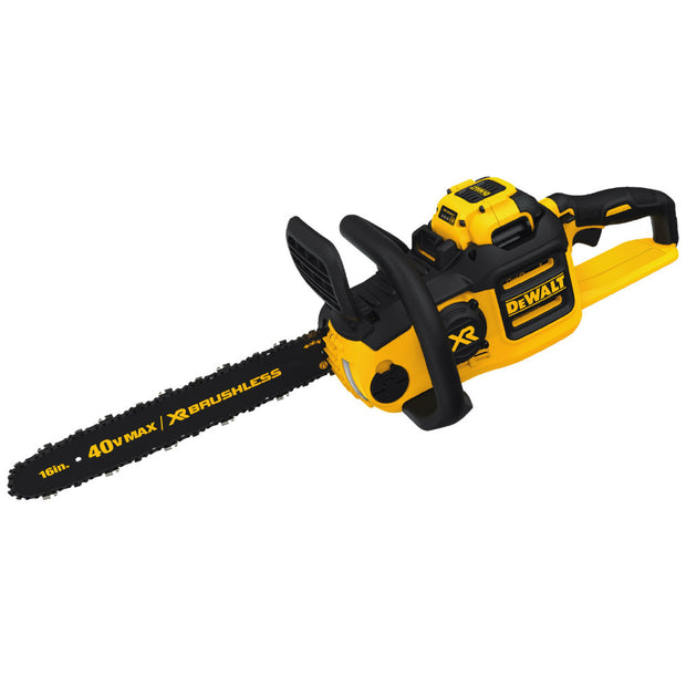 "DeWalt DCCS690H1 40V MAX Lithium Ion XR Brushless 16"" Chainsaw 6.0AH"