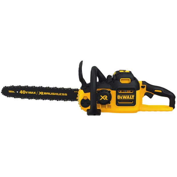 "DeWalt DCCS690M1 40V MAX Lithium Ion XR Brushless 16"" Chainsaw"