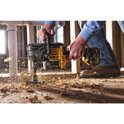 "DeWalt DCD460T2 60V MAX FlexVolt 1/2"" VSR Stud and Joist Drill Kit"