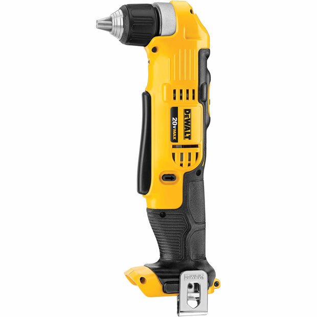 "DeWalt DCD740B 20V MAX Lithium Ion 3/8"" Right Angle Drill/Driver (Tool Only)"
