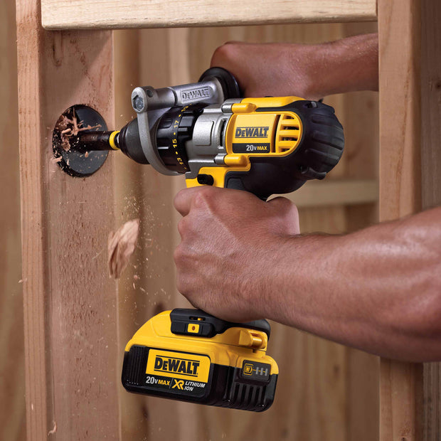 Dewalt DCD980M2 20V MAX Lithium Ion Premium 3-Speed Drill/Driver Kit