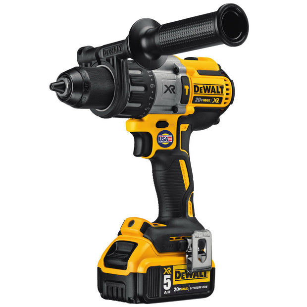 DeWalt DCD996P2 20V MAX XR Li-Ion Brushless 3 Speed Hammer Drill