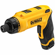 DeWalt DCF680N2 8V MAX Gyroscopic Screwdriver 2 Battery Kit