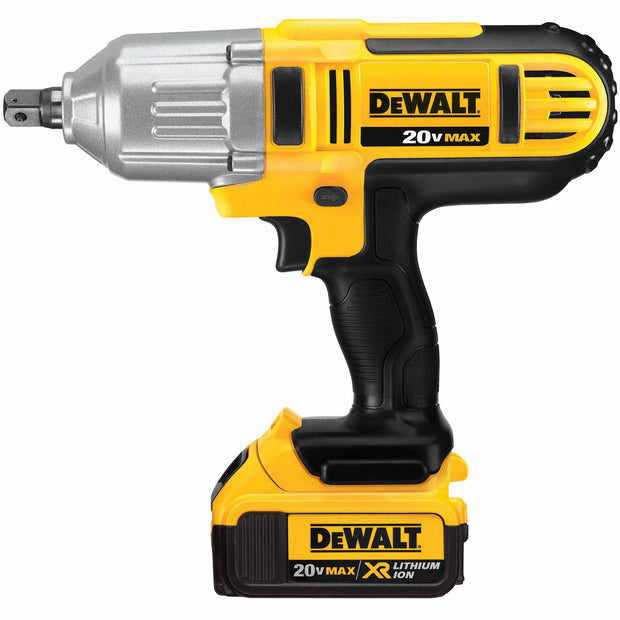 "DeWalt DCF889M2 20V MAX Lithium Ion 1/2"" Impact Wrench with Detent Pin"