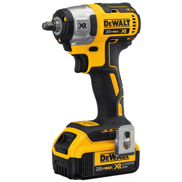 "DeWalt DCF890M2 20V MAX XR 3/8"" Compact Impact Wrench Kit"