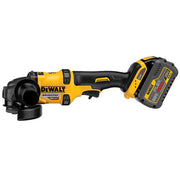 "DeWalt DCG414T1 FlexVolt 4-1/2"" - 6"" 60V Angle Grinder Kit, 1 Battery"