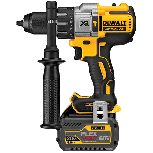 DeWalt DCK299D1T1 20V MAX Hammerdrill/Impact Kit with Flexvolt Battery