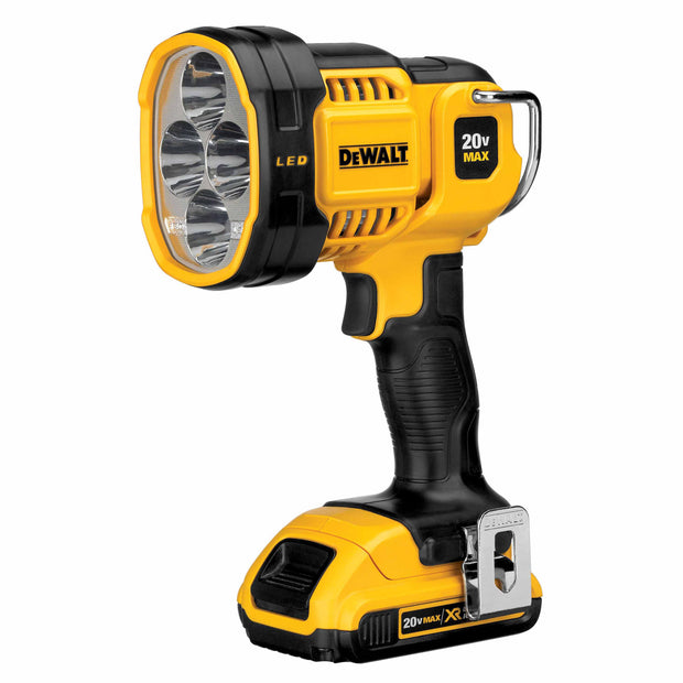 DeWalt DCL043 20V MAX Jobsite LED Spotlight