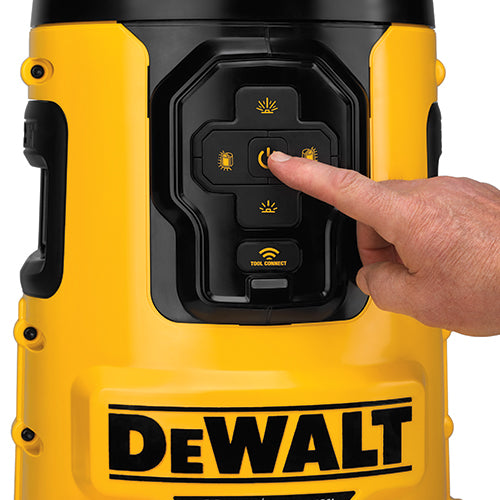 DeWalt DCL070 20V MAX Bluetooth LED Area Light Bare Tool