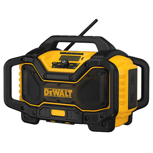 DeWalt DCR025 20V/60V Bluetooth Charger Radio
