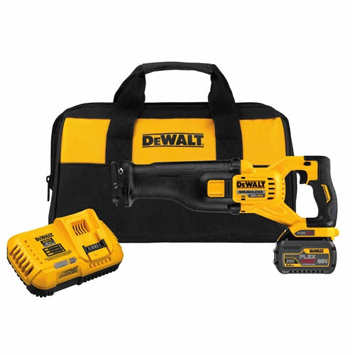 DeWalt DCS388T1 60V 60V MAX FlexVolt Brushless Reciprocating Saw Kit
