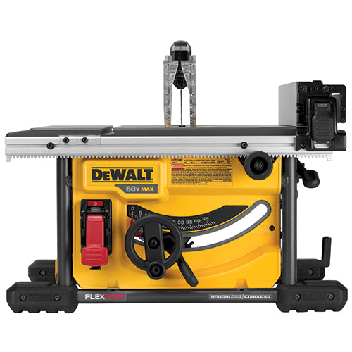 DeWalt DCS7485B 60V MAX FlexVolt Brushless Table Saw Bare Tool
