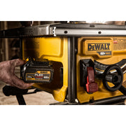 DeWalt DCS7485T1 60V MAX FlexVolt Brushless Table Saw with Battery & Charger