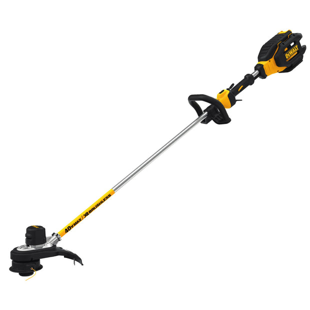 "DeWalt DCST990B 40V MAX Li-Ion XR Brushless 15"" String Trimmer Bare Tool"