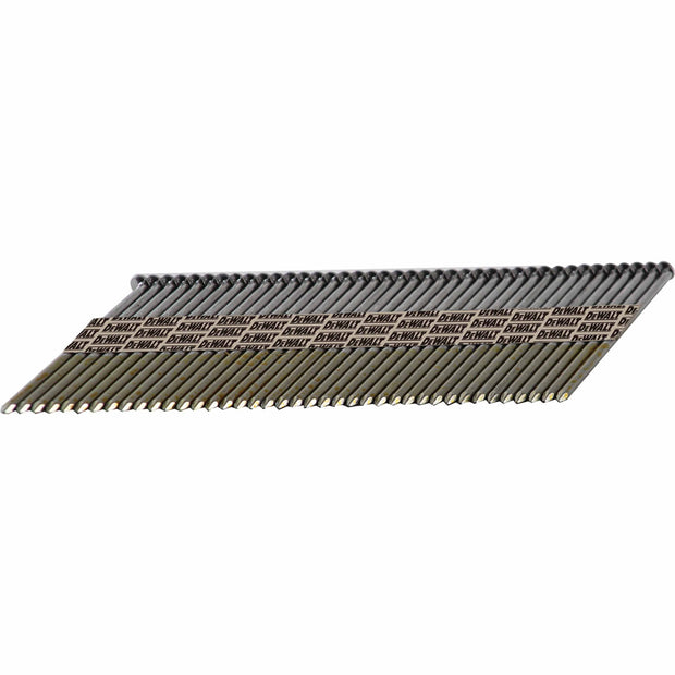 "DeWalt DPT-12D131FH 3.25"" x 0.131"" Smooth Brite Off-Set Round Head Framing Nails"