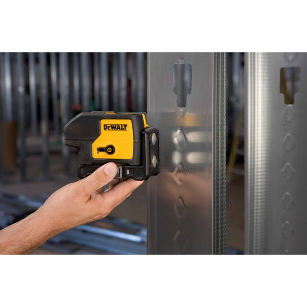 DeWalt DW083K 3 Beam Self-Leveling Laser Pointer Kit