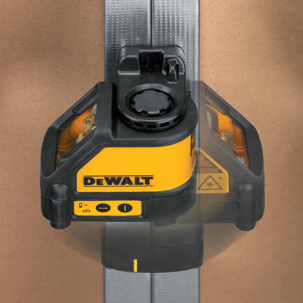 DeWalt DW087K Self-Leveling Line Laser (Horizontal and Vertical)