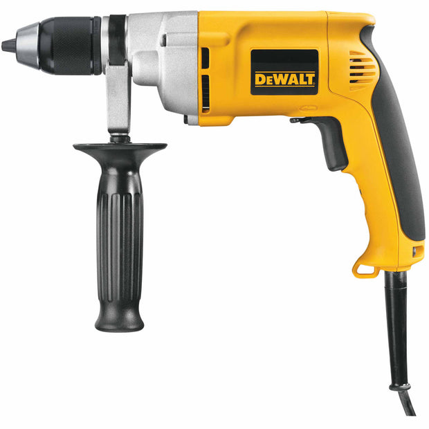 "DeWalt DW246 Heavy-Duty 1/2"" Variable Speed Drill"