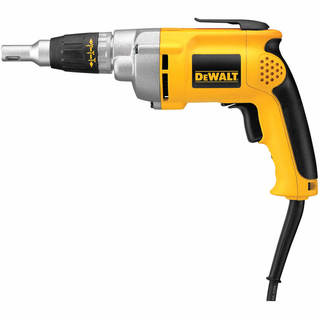 DeWalt DW276 0-2500 Rpm Vsr Drywall Screwdriver 6.5 Amp