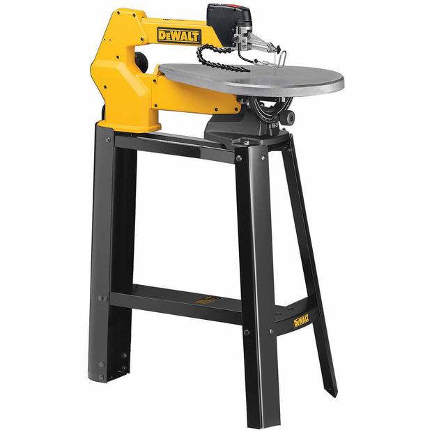 "DeWalt DW788 20"" Heavy-Duty Variable-Speed Scroll Saw"