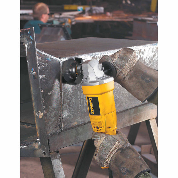 "DeWalt DW831 Heavy-Duty 5"" Medium Angle Grinder"