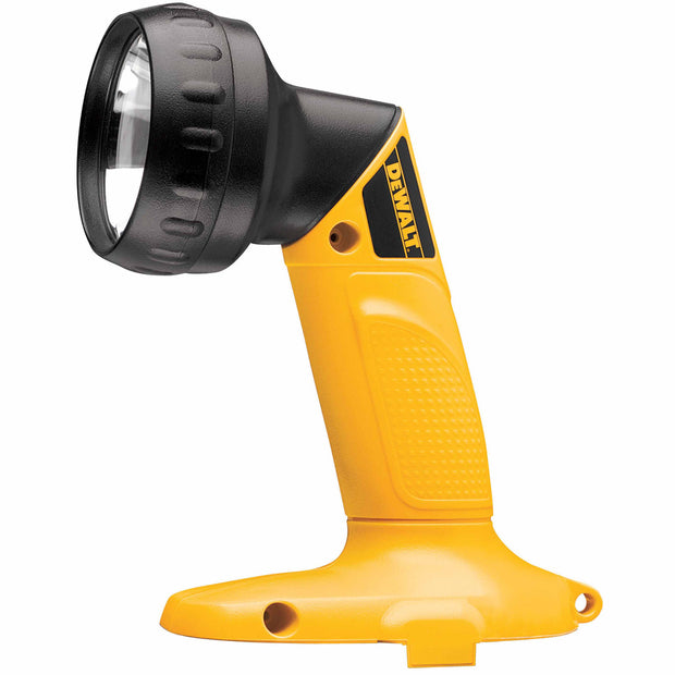 DeWalt DW908 Heavy-Duty 18V Cordless Pivoting Head Flashlight