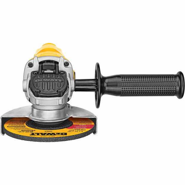 "Dewalt DWE4011 4-1/2"" Small Angle Grinder with One-Touch Guard"