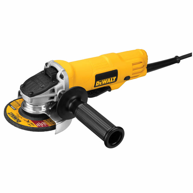 "Dewalt DWE4012 7.5 Amp, 12,000 RPM Paddle Switch 4.5"" Small Angle Grinder"