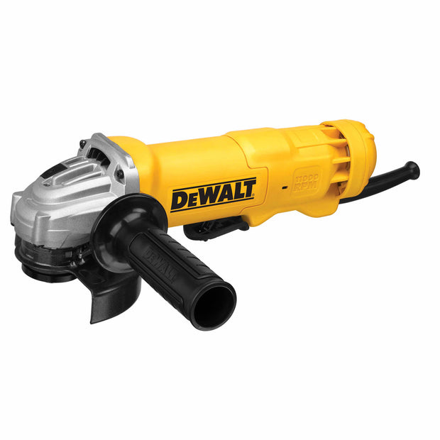 "DeWalt DWE402N 4-1/2"" 11 Amp Angle Grinder with No Lock On"