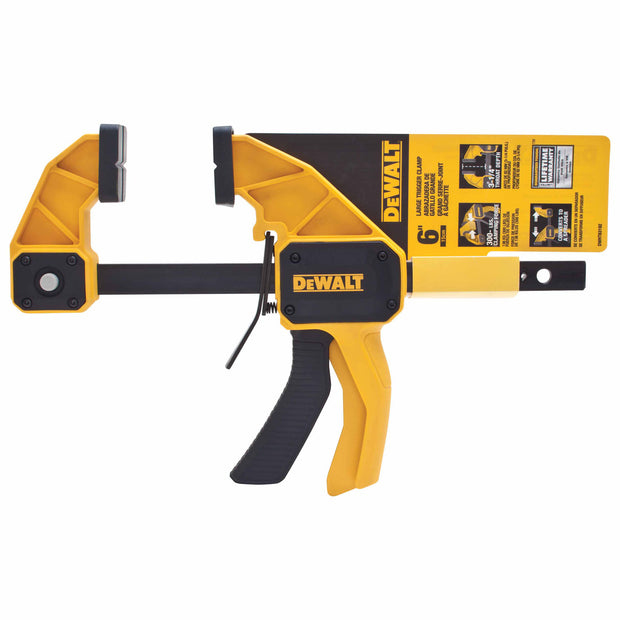 "DeWalt DWHT83192 6"" Large Trigger Clamp"