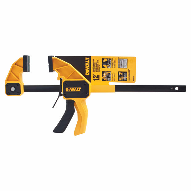 "DeWalt DWHT83193 12"" Large Trigger Clamp"