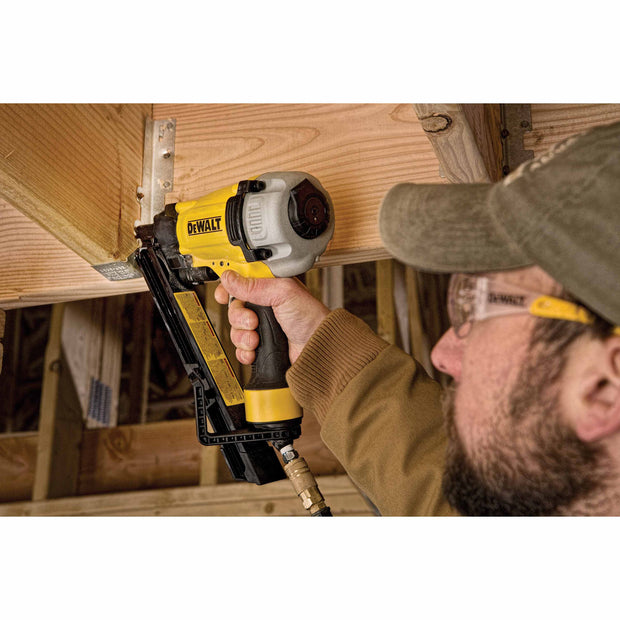 "DeWalt DWMC150 1-1/2"" Metal Connector Nailer"