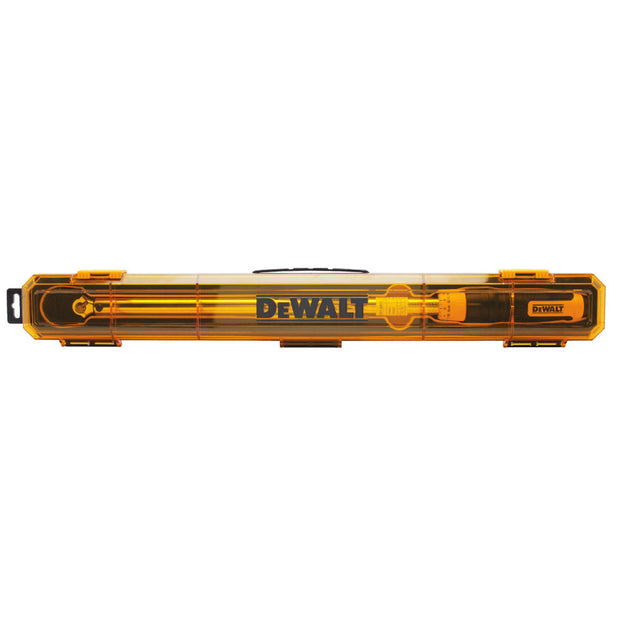 "DeWalt DWMT75462 1/2"" Torque Wrench 20 - 250 Ft-Lbs"