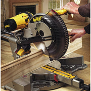 "DeWalt DWS709 12"" Sliding Compound Miter Saw"