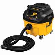 DeWalt DWV010 8 Gal HEPA/RRP Dust Extractor Vacuum with Automatic Filter Cleaning