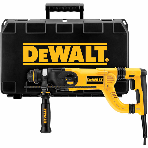 "DeWalt D25223K 1"" Low Vibration SDS Rotary Hammer Kit"