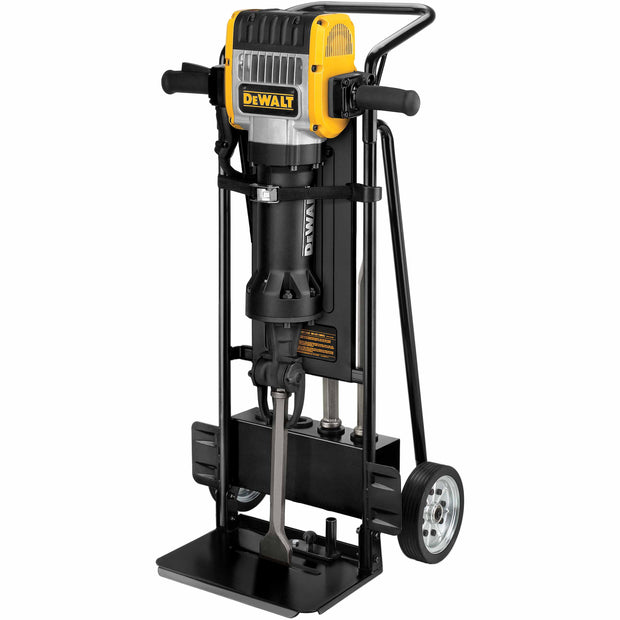 DeWalt D25980K Heavy-Duty Pavement Breaker with Cart